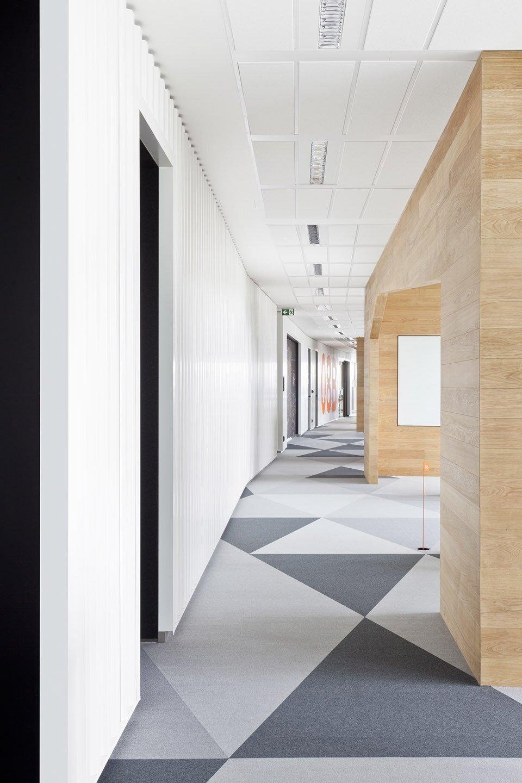 爱科赛尔科技上海办公空间设计装修
