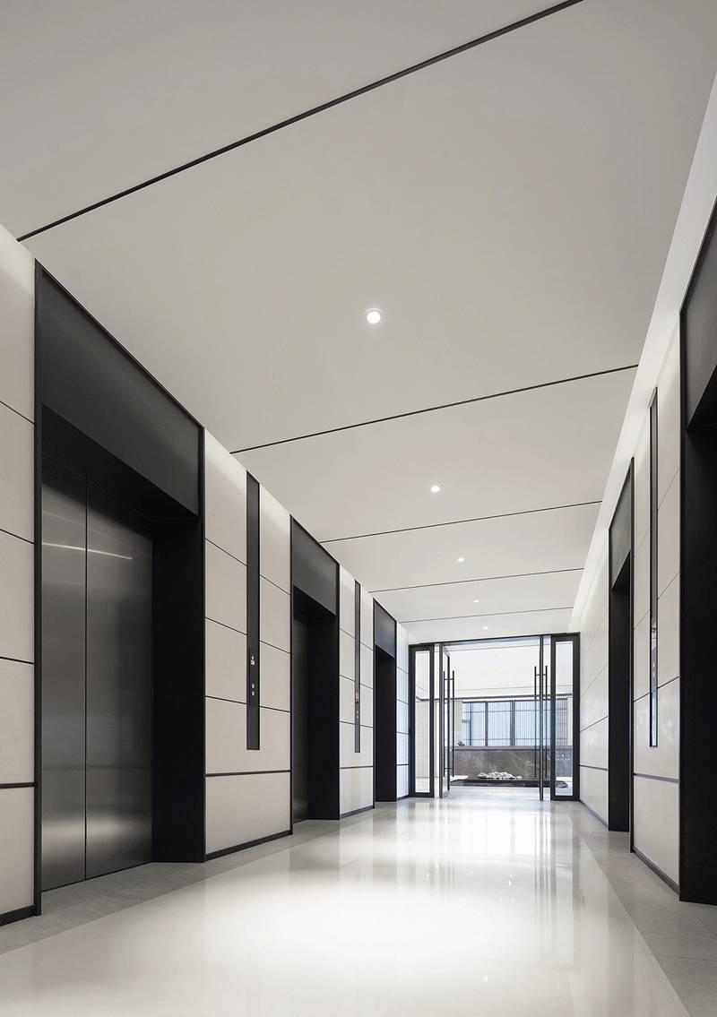合稼地产办公空间装修设计