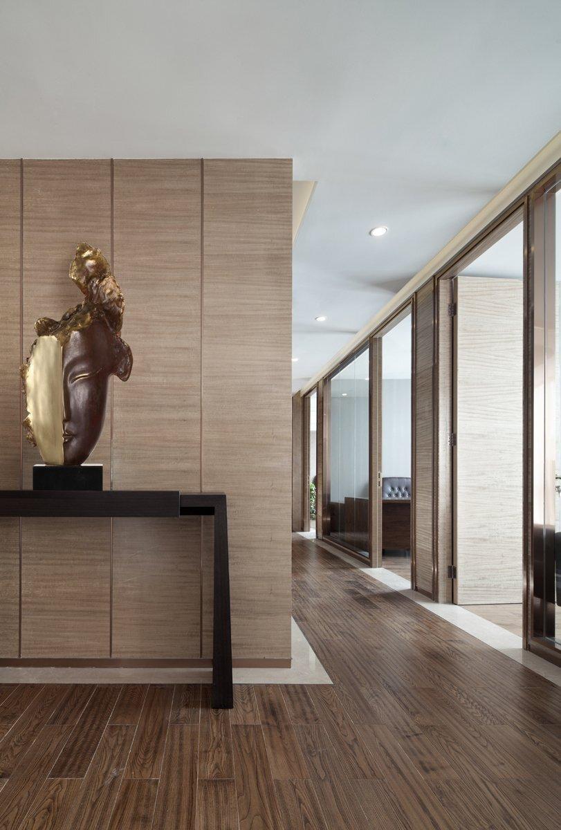 华夏幸福上海办公室装修设计