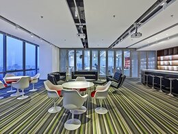闻泰科技上海办公室装修设计
