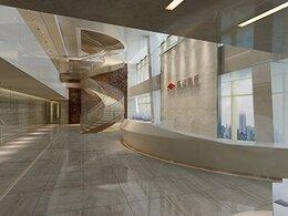 卓越集团上海办公室设计
