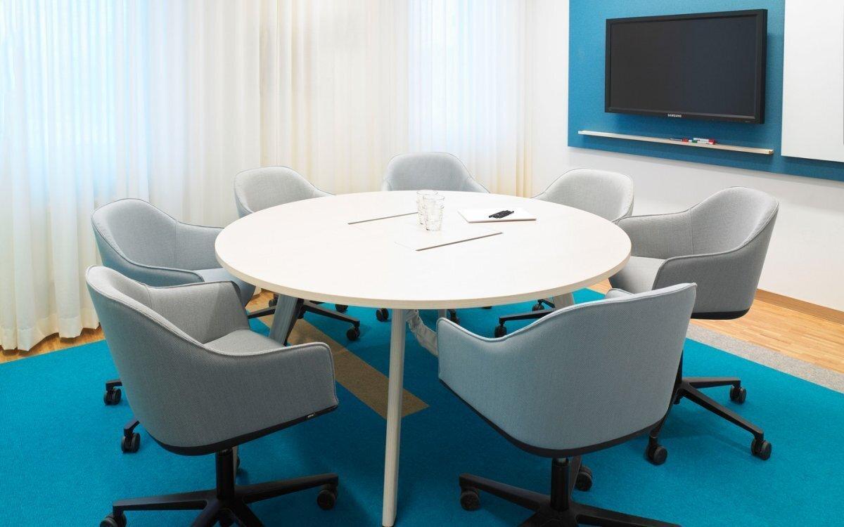办公空间装修的颜色风水