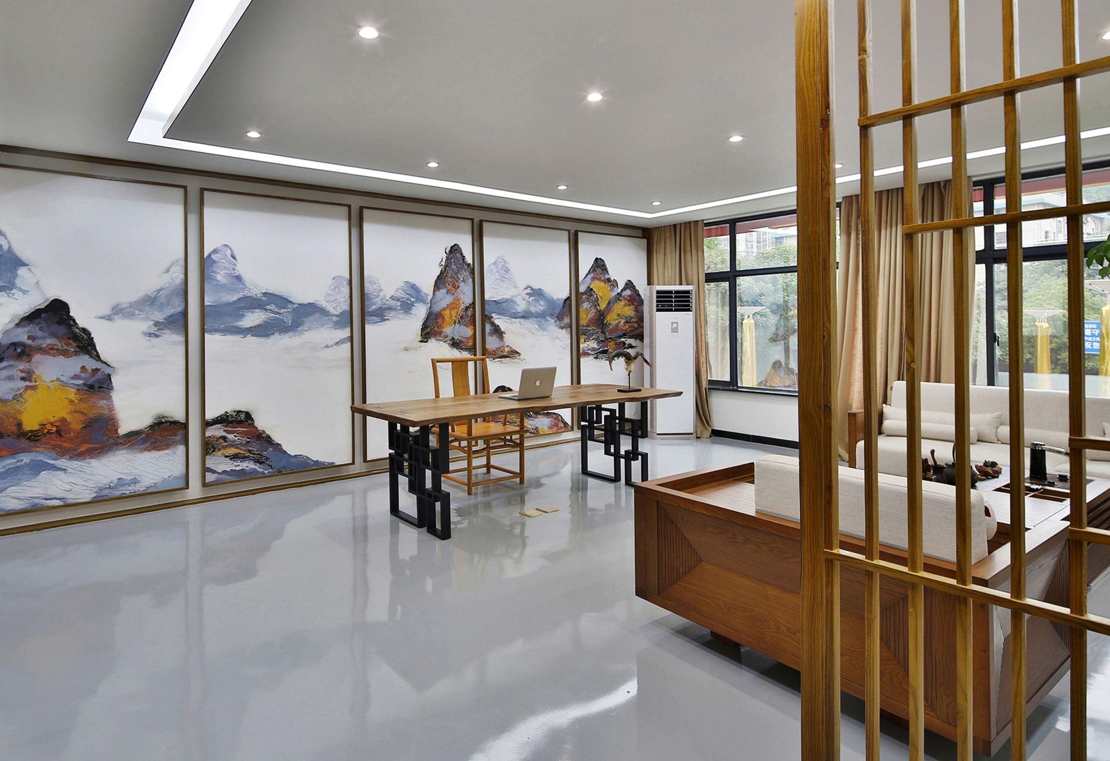 上海办公室装修董事长室风水不可不知的5个细节