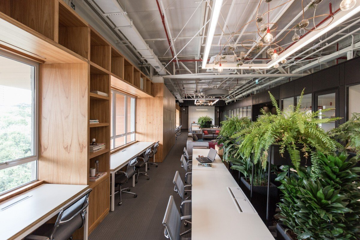 小办公空间装修如何高效配置摆放办公家具