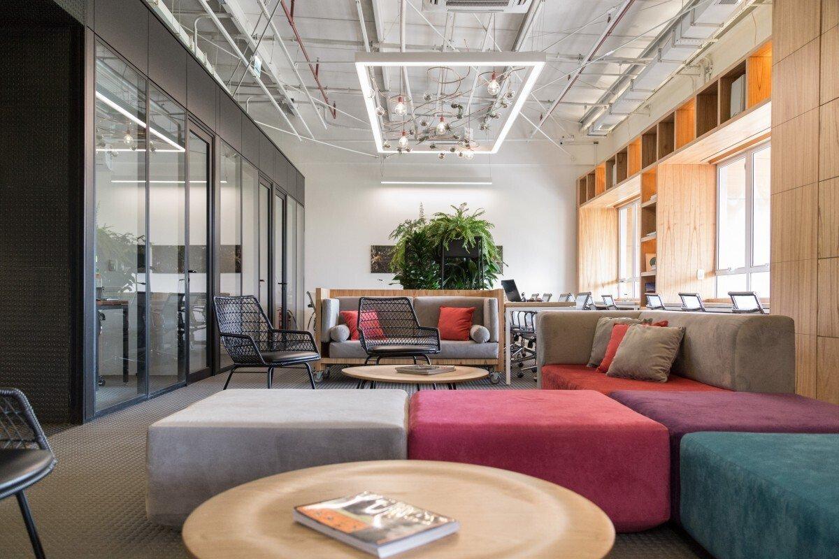领导办公空间装修家具如何布置