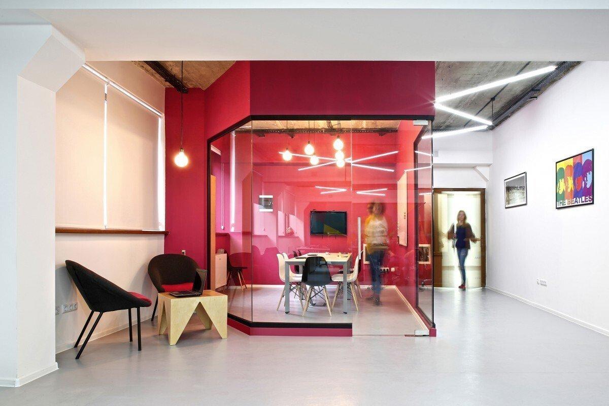 办公空间装修灯光该如何选择