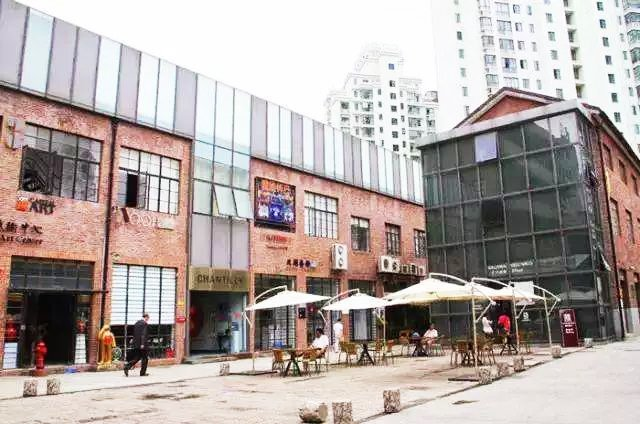 上海主要创意园区有哪些