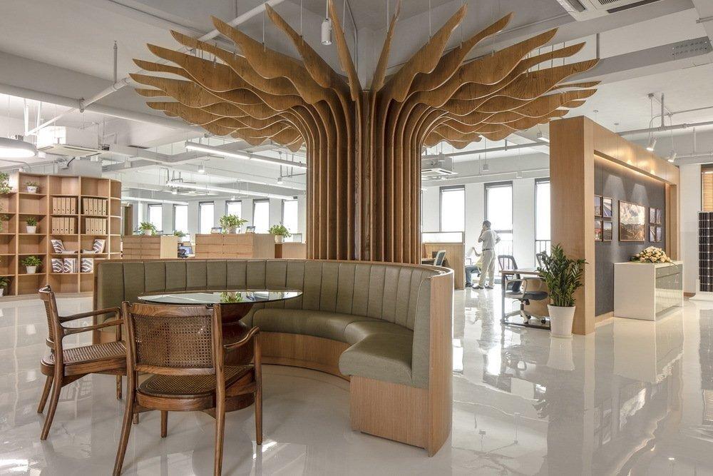 500多平方米的办公室怎么装修出高档次