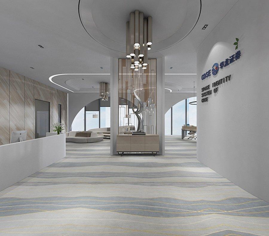 华龙证券-办公室装修